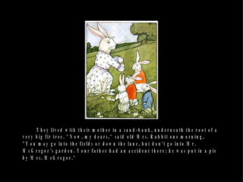 Peter Rabbit PowerPoint
