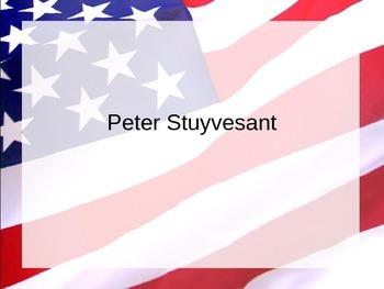 Peter Stuyvesant PowerPoint