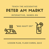 Teaching the Accusative: Lesson with Manipulatives to Help All Learners