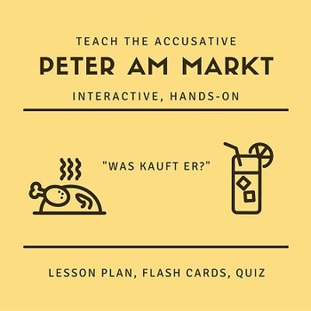 Teaching the Accusative: Lesson with Manipulatives to Help