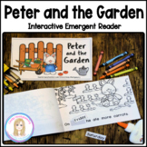 Peter and the Garden: Days of the Week Interactive Reader