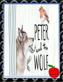 Peter and the Wolf Activities
