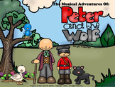 Peter and the Wolf - A Musical Adventure (PDF Edition)