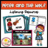 Peter and the Wolf Activity Bundle