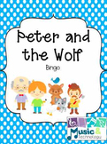 Peter and the Wolf Bingo