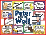 Peter and the Wolf Music Bulletin Board