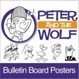Peter and the Wolf   Bulletin Board Posters (Digital Print)