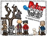 Peter and the Wolf - Color By Tempo (Worksheet Packet)