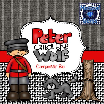 Peter and the Wolf Composer Bio