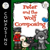 Peter and the Wolf Composing