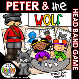 Peter and the Wolf Headband Game