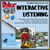Peter and the Wolf - Interactive Listening / Role Play
