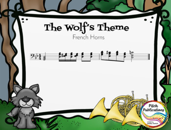 Peter and the Wolf - Introduction Presentation PowerPoint
