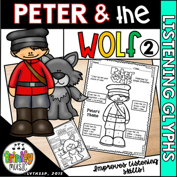 Peter and the Wolf Listening Glyphs 2