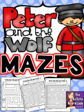 Peter and the Wolf Mazes