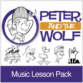 Peter and the Wolf | Music Lesson Pack (Digital Print)