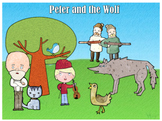 Peter and the Wolf: Music PreK to 2