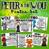 Peter and the Wolf Poster Set