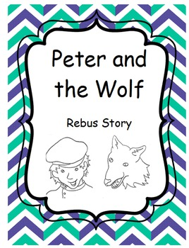 Peter and the Wolf Rebus Story