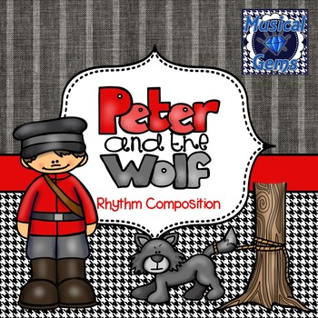 Peter and the Wolf Rhythm Composition
