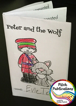 peter and the wolf story pdf download