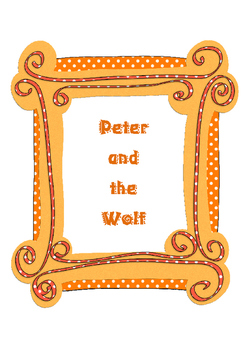 Peter and the Wolf - a musical
