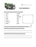 Peter and the Wolf listening questions