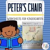 Peter's Chair : Meets Common Core!