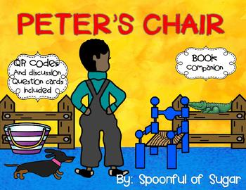 Peter's Chair (Story Companion)