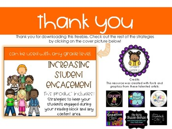 Increasing Student Engagement