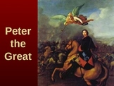 Peter the Great:  Up Close and Personal