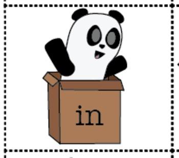 Peter the Preposition Panda
