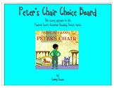 Peter's Chair Choice Board
