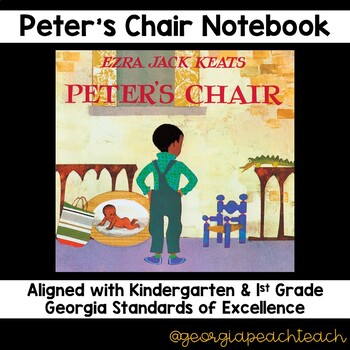 Peter's Chair Reading Notebook