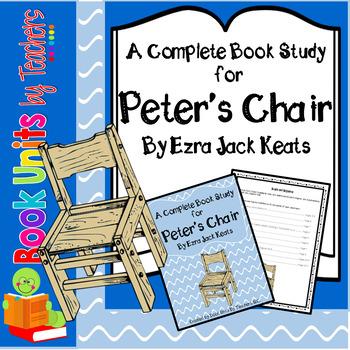 Peter's Chair by Ezra Jack Keats Book Unit