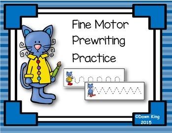 Pete's Prewriting Practice