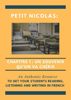 Petit Nicolas Chapitre 1: Reading Comprehension
