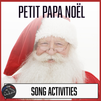 Petit Papa Noel - activities to accompany the song