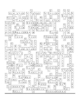 Mots croisés sur le texte entier du Petit Prince-Giant Crossword Puzzle-French