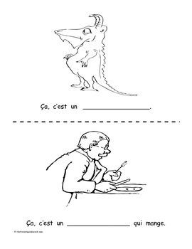 Petit livre 6: la lettre M