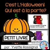 Petit livre GRATUIT pour L'Halloween - FREE French Halloween Reading