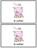 """Petit livre -Guided reading- French -Jolly phonics -Jolly phonique - le son """"on"""""""