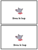 Petit livre - Guided reading - Jolly Phonic/phoniques -Fre