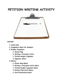 Petition Writing Activity