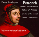 Petrarch- Sonnet Poetry Supplement - How To Love Lit Podcast- Listening Guide