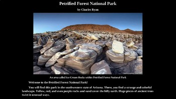 Petrified Forest National Park PowerPoint