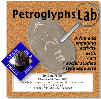 Petroglyphs Lab: An engaging activity with art, social studies, & language arts