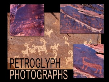 Petroglyphs Photographs
