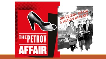 Petrov Affair PPT and Worksheets