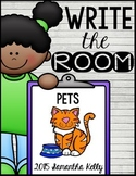 Pets Write the Room Center